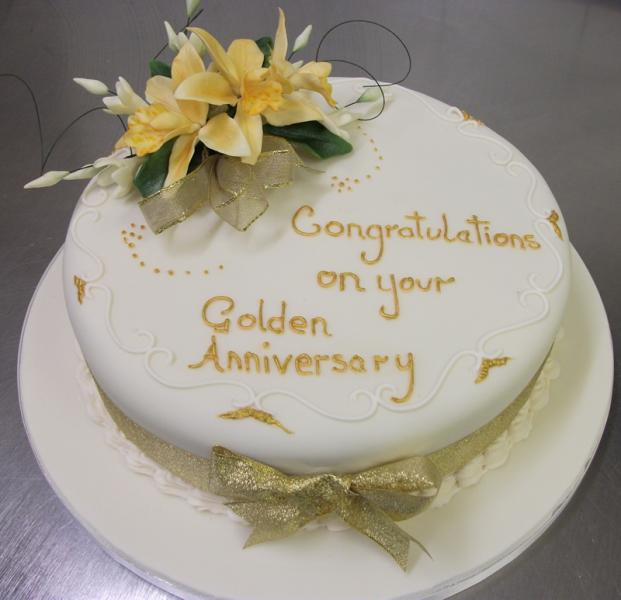 Anniversary Cakes Brysons Of Keswick
